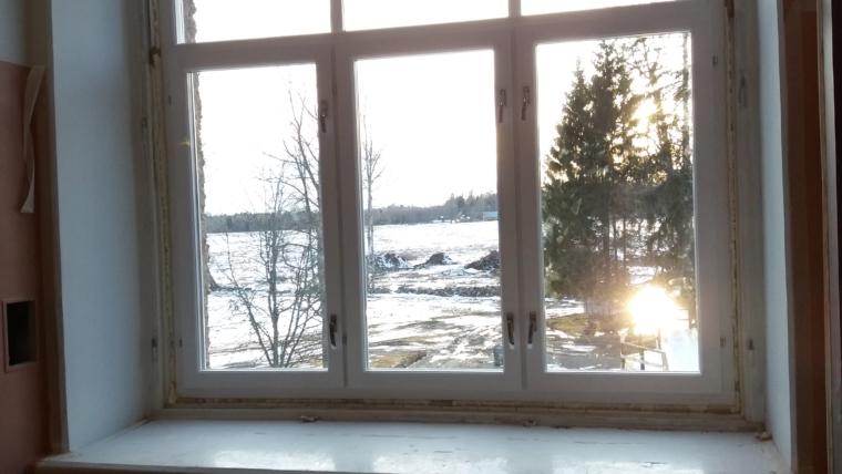 Sisse avanev aken